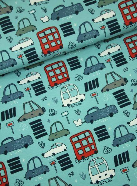 autootjes - tricot