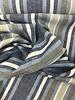 blue striped - Italien mixed linen