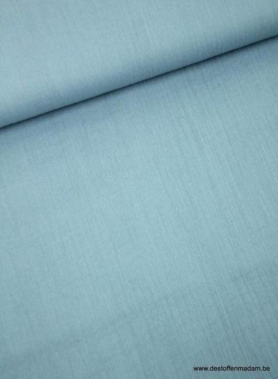 baby blue N tetra - double gauze