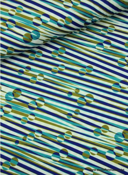 retro supple fabric with stretch