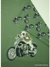 motordog -  paneel tricot