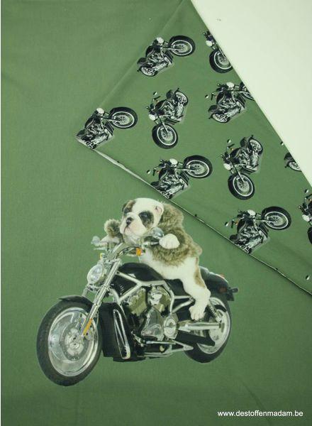 motordog -  panel jersey