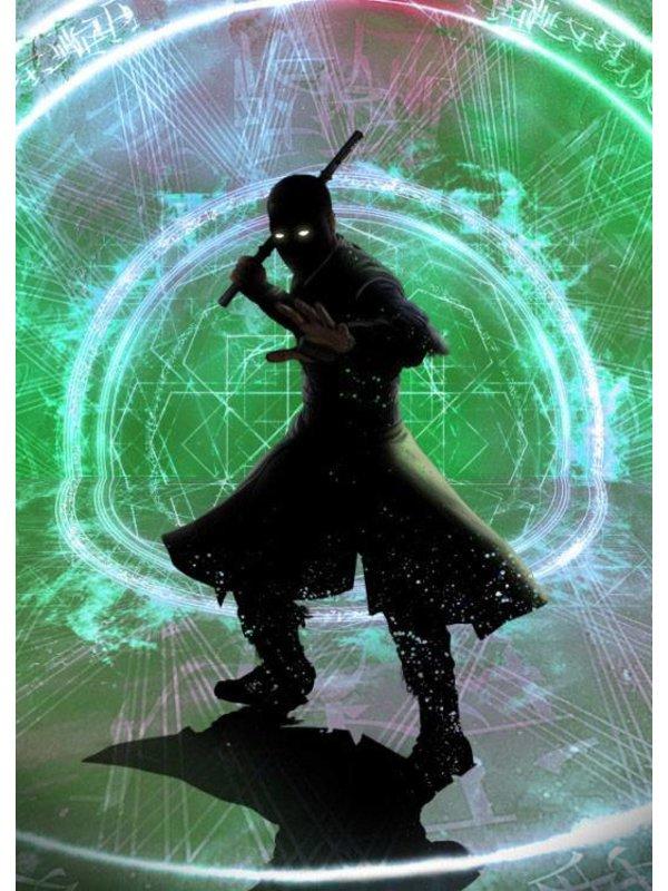 Marvel Metall-Poster: Baron Mordo (Doctor Strange)