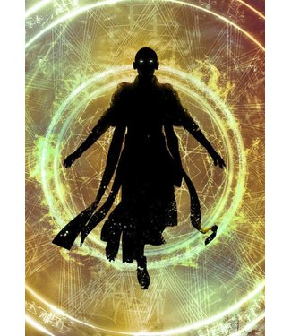 PosterPlate Marvel Metall-Poster: Ancient One (Doctor Strange)