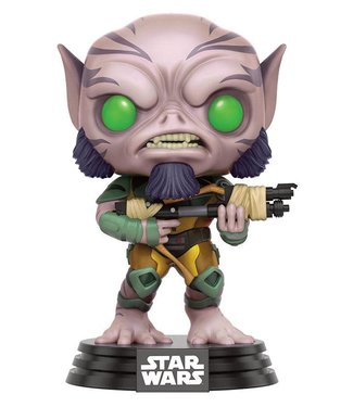 Funko Star Wars Rebels: Zeb Vinyl Bobble-Head Figur