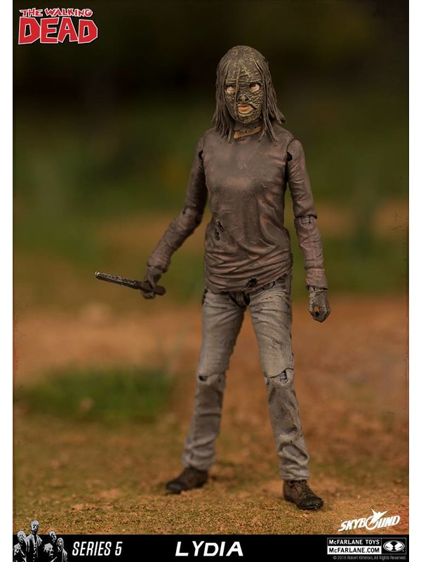 The Walking Dead Comic Series 5: Lydia Figur