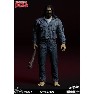 McFarlane Toys The Walking Dead Comic Series 5: Negan Figur