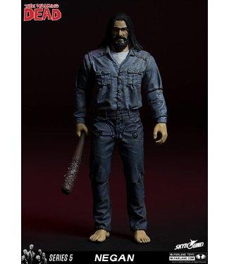 McFarlane Toys The Walking Dead Comic Series 5: Negan Figur