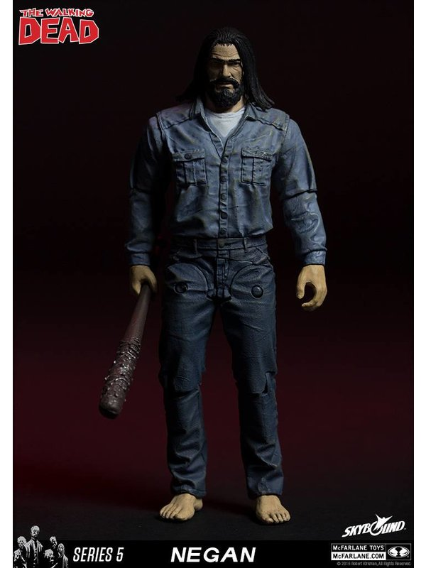 The Walking Dead Comic Series 5: Negan Figur