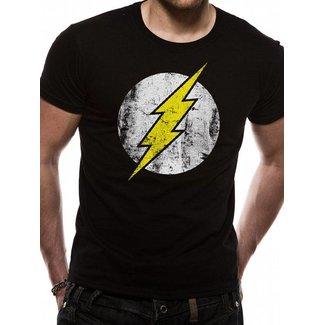 DC Comics T-Shirts: The Flash (Distressed)