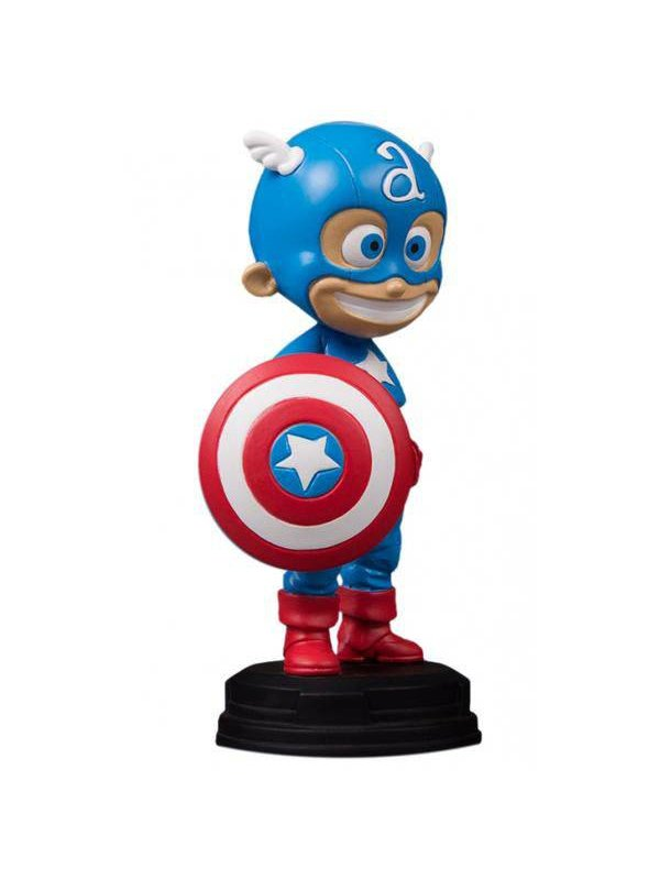 Marvel Comics: Captain America Statue (Gentle Giant LTD)
