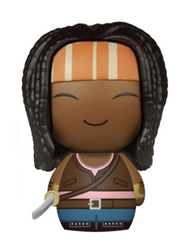 Dorbz: Michonne (The Walking Dead) Vinyl Figur