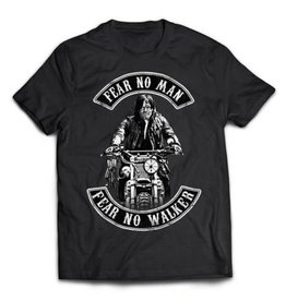 T-Shirts: Daryl Dixon (Fear No Man)