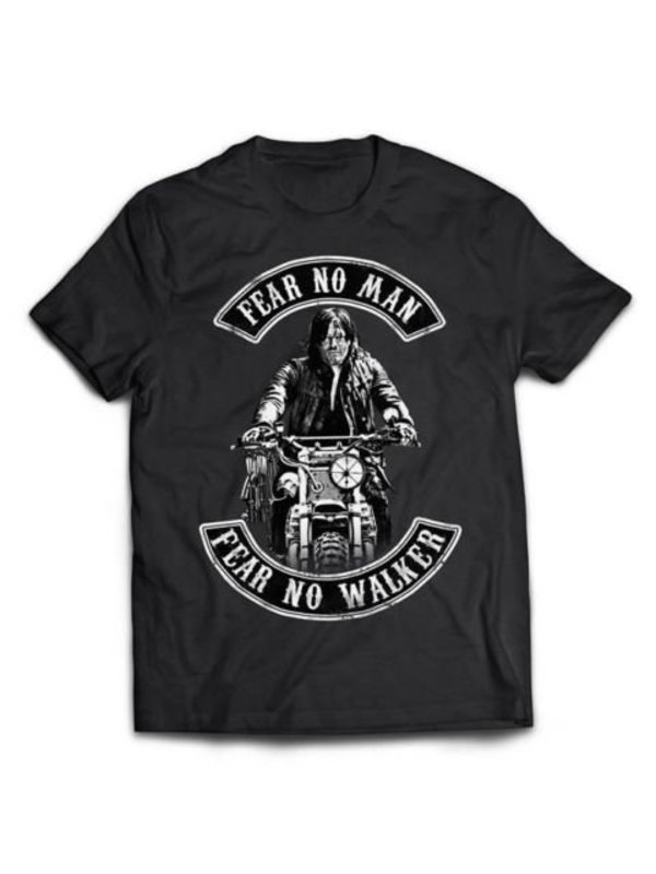 T-Shirts: Daryl Dixon (Fear No Man)