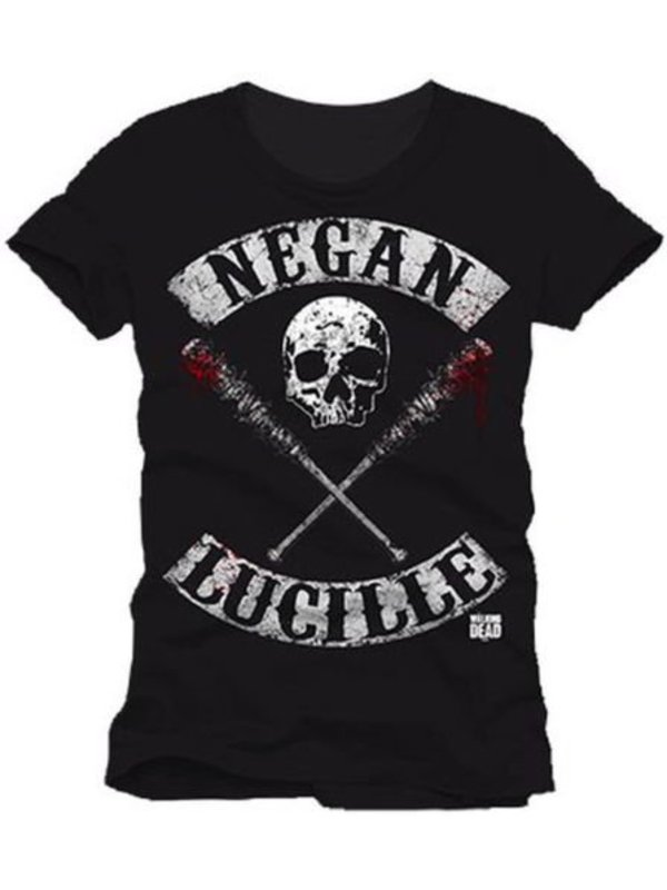 T-Shirts: Negan and Lucille (Bloody)