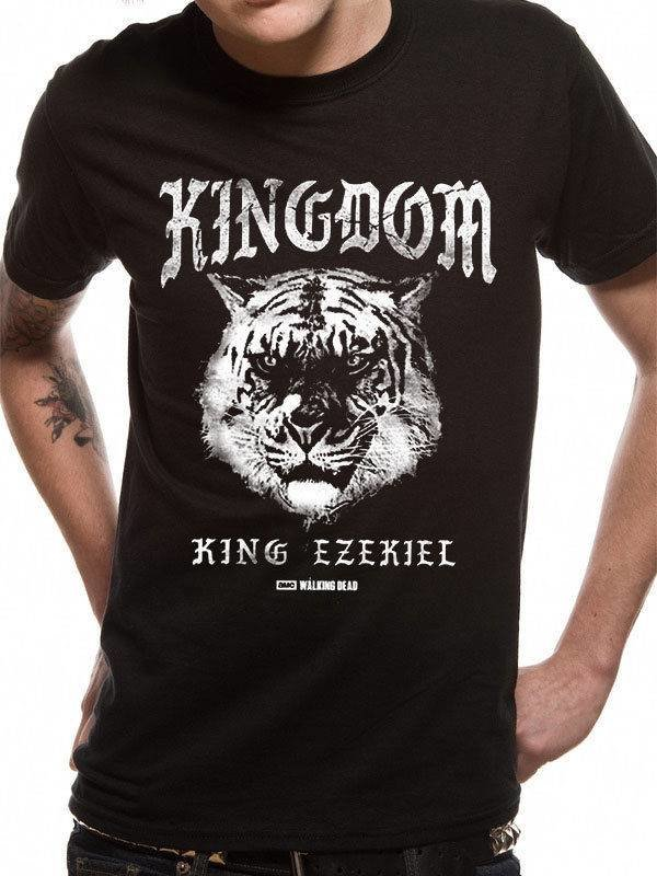 T-Shirts: The Kingdom / King Ezekiel & Shiva