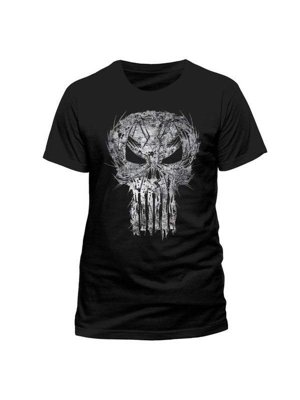 T-Shirts: The Punisher (Shatter Skull)