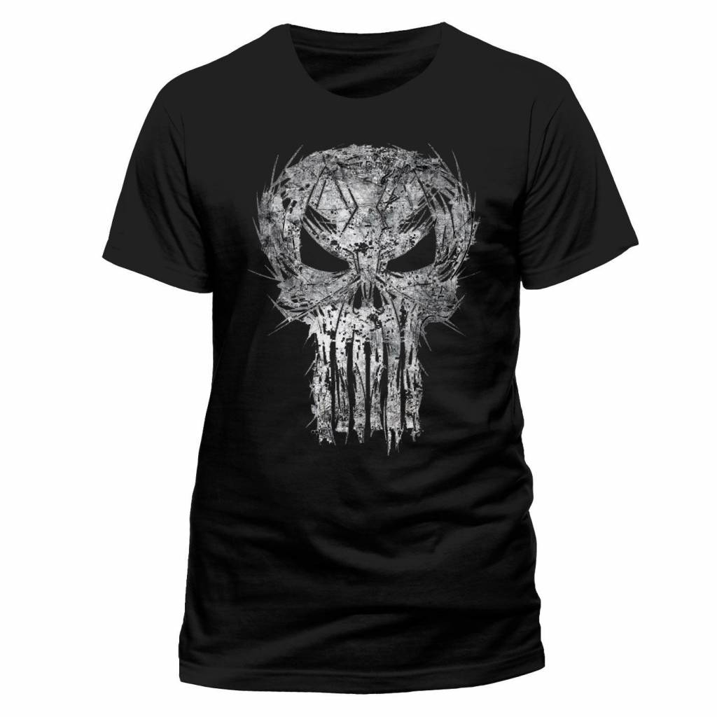 T-Shirts: The Punisher (Shatter Skull)