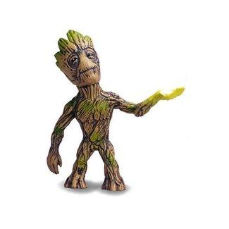 Marvel Guardians of the Galaxy: Groot Metall Figur (Metals Die Cast)
