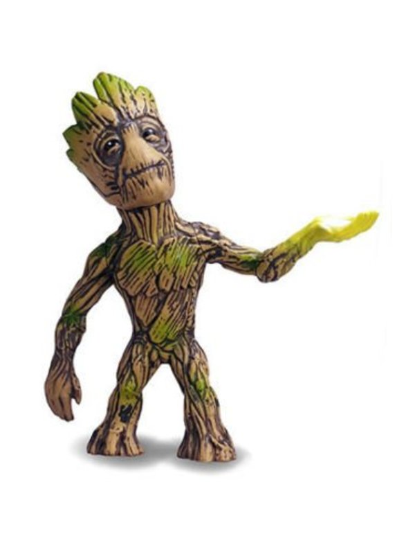 Guardians of the Galaxy: Groot Metall Figur (Metals Die Cast)
