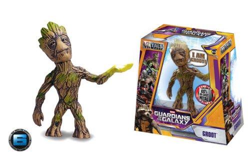 Guardians of the Galaxy: Groot Metall Figur (Metals Die Cast)