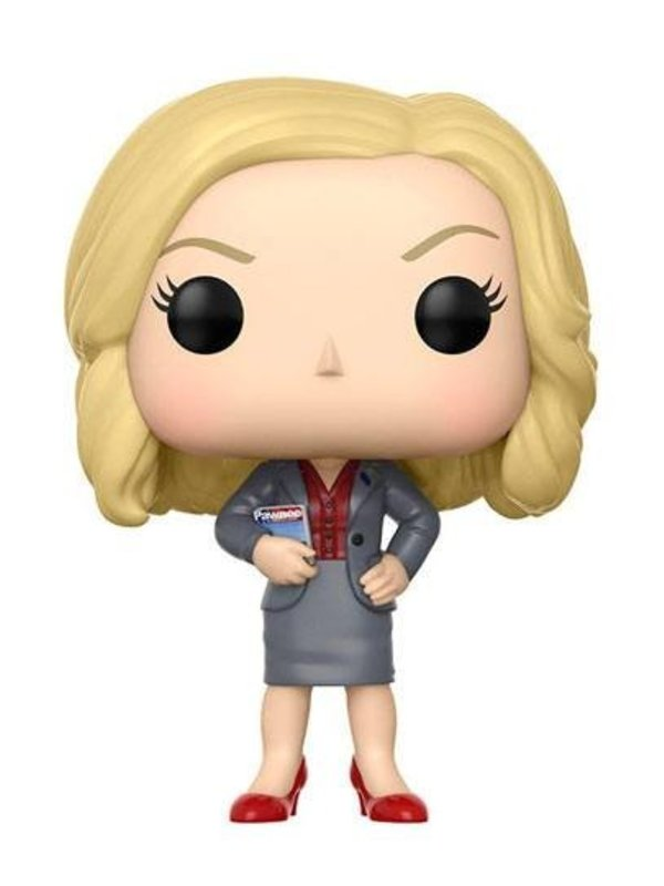 Parks and Recreation: Leslie Knope Vinyl Figur