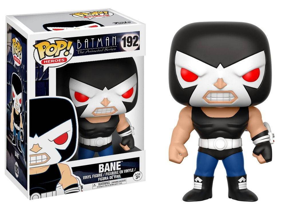 Batman The Animated Series: Bane Vinyl Figur