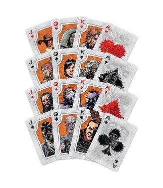 USAopoly The Walking Dead: Spielkarten