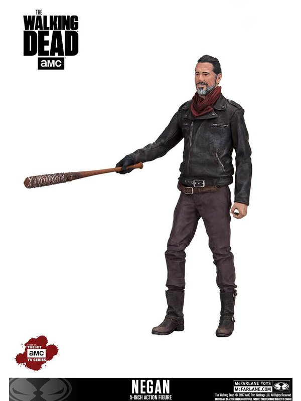 The Walking Dead: Negan (Exclusive) Actionfigur