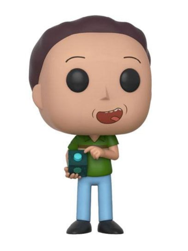 Rick and Morty: Jerry Vinyl Figur