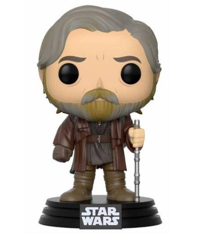 Funko Star Wars: Luke Skywalker Vinyl Bobble-Head Figur