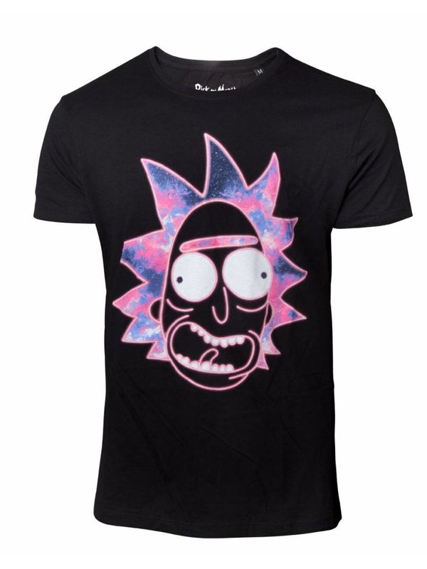 Rick and Morty: Neon Rick T-Shirt