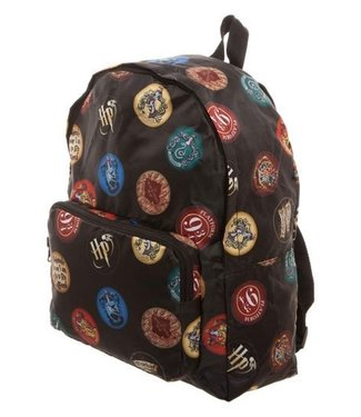 Bioworld Harry Potter 'Logos' Rucksack