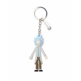 Rick and Morty Rick and Morty: Rick 3D Schlüsselanhänger