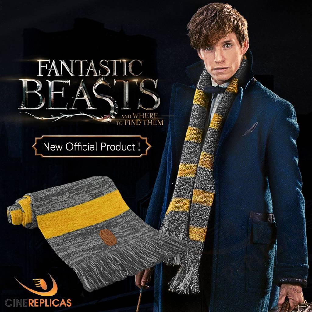 Fantastic Beasts: Newt Scamander Schal
