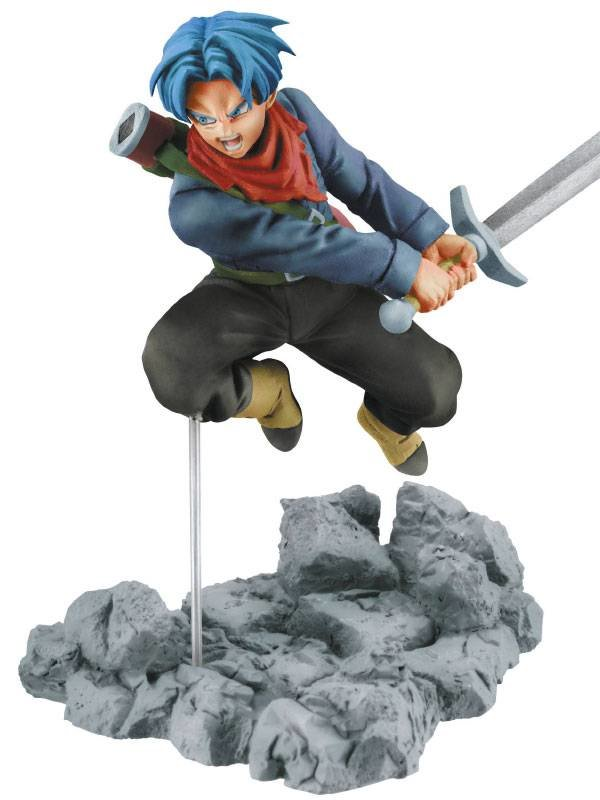 Dragonball Super: Trunks Figur