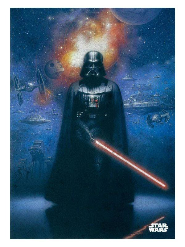 Star Wars: Darth Vader Metall Poster