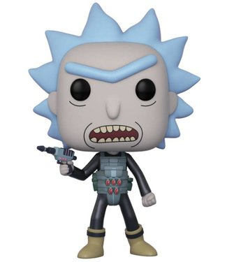 Funko Rick and Morty: Prison Break Rick Vinyl Figur
