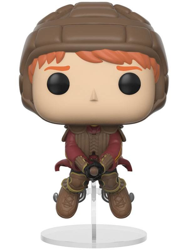 Harry Potter: Ron Weasley (Besen) Vinyl Figur