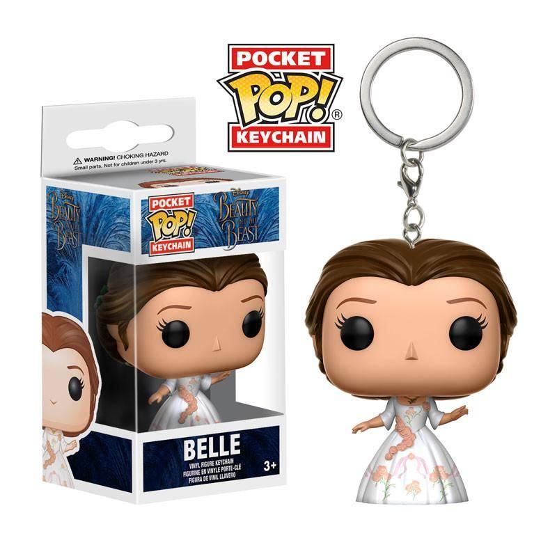 Disney | Belle (Garderobe) Schlüsselanhänger
