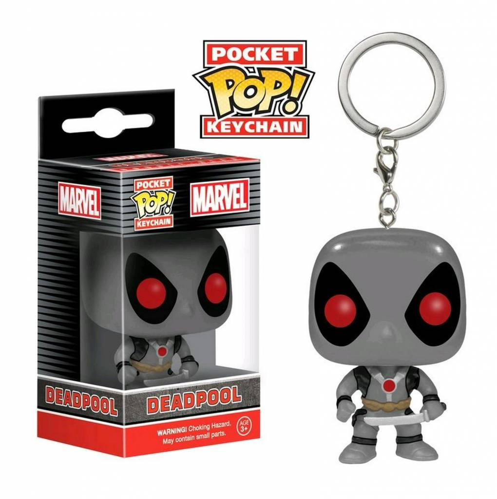 Marvel | Deadpool (X-Force) Schlüsselanhänger