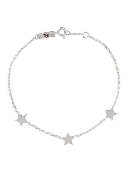 Lennebelle You are my shining star - Mother Bracelet Silver
