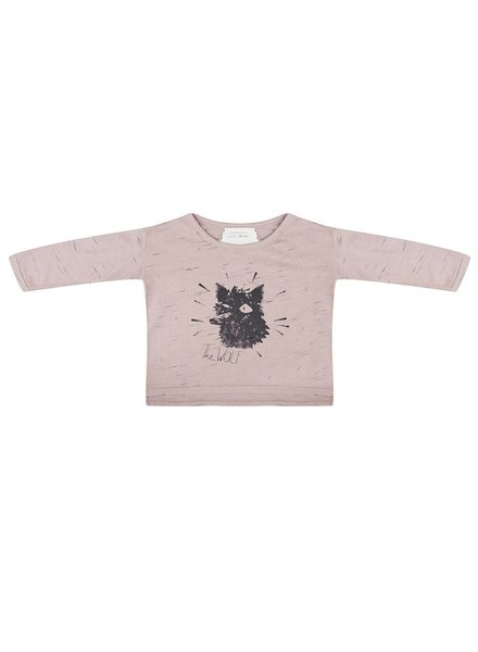 Little Indians Wolf Shirt