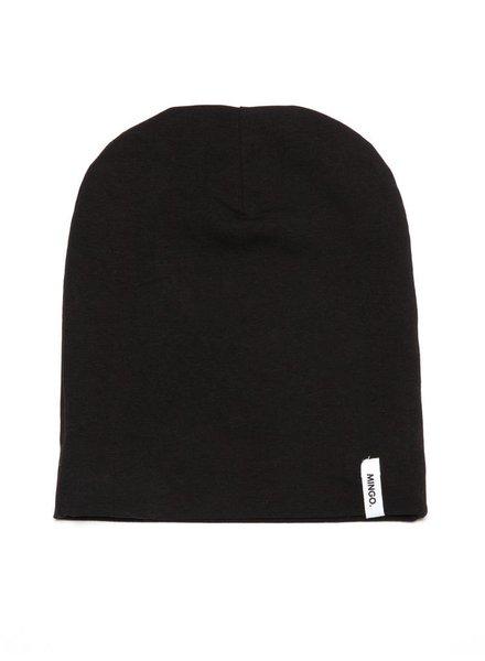 MINGO Beanie jersey Black