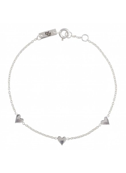 Lennebelle You are loved - Mother Bracelet Silver