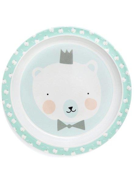 Eef Lillemor Melamine bord Polar Mint