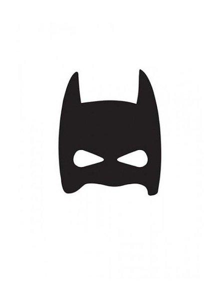 CarlijnQ Poster A3 Batman