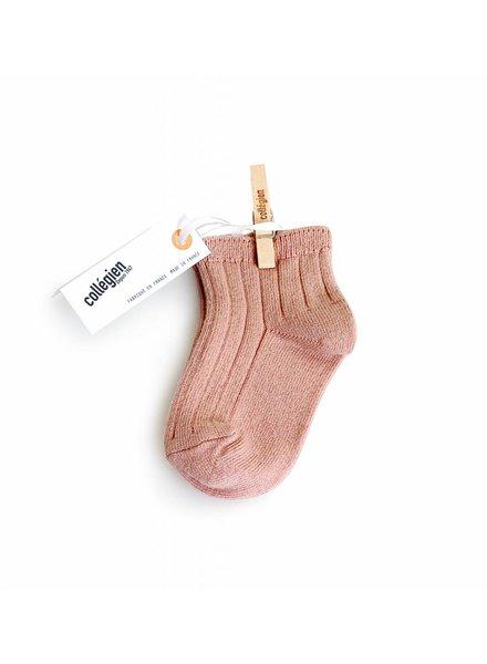 collegien Socks Rose quartz