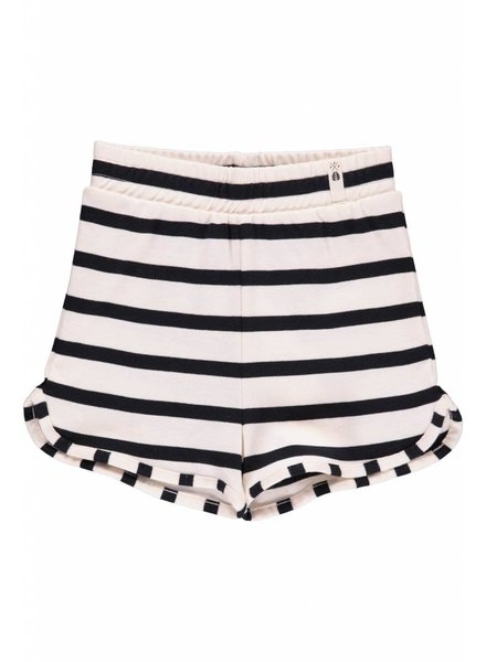 POPUPSHOP Maritime Parkin shorts off white/navy