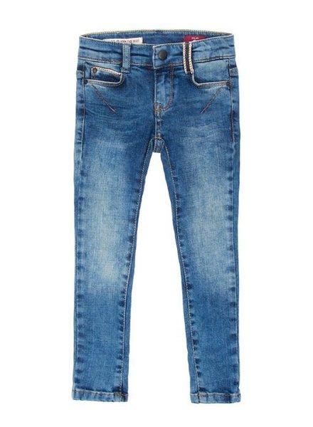 Boof Slim fit stretch denim - Solar Mid Blue